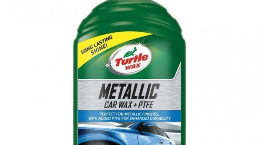 Turtle Wax Ceara Lichida Metal + PTFE 500ML FG52793