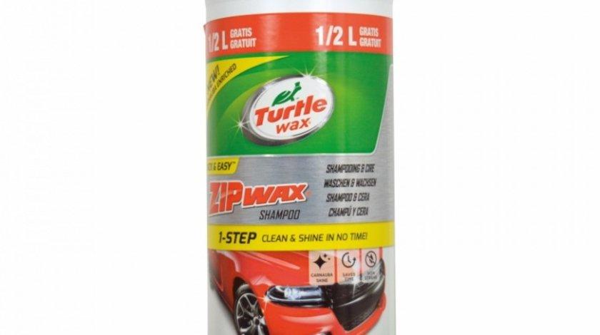 Turtle Wax Sampon Auto Si Ceara Zip Wax 1.5L 52880
