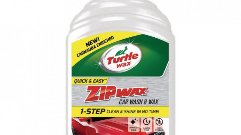 Turtle Wax Sampon Auto Si Ceara Zip Wax 1L FG53079