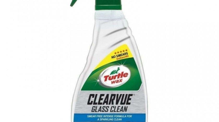 Turtle Wax Solutie Curatat Geamuri Clearvue Glass Cleane 500ML FG52804