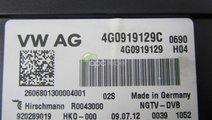 TV Tuner Audi A8 S8 4H original cod 4G0919129C