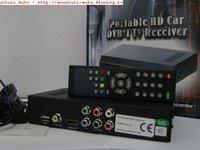 TV TUNER AUTO DIGITAL HD CU RECEPTIE IN MERS PRO TV SPORT RO
