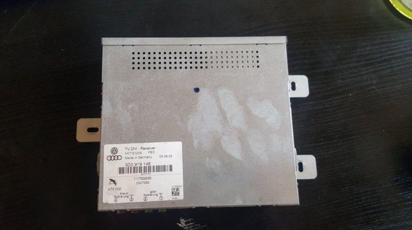 Tv-tuner cod 3d0919146 vw phaeton 2002-2007