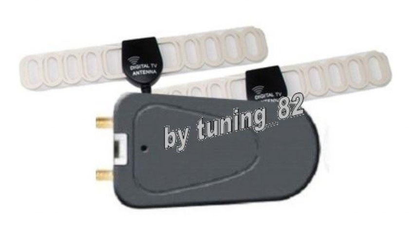 Tv Tuner Digital DVB T Hd WITSON DVB T 12 Controlabil Din Tuchscreen Si Comenzile Pe Volan Model 2013