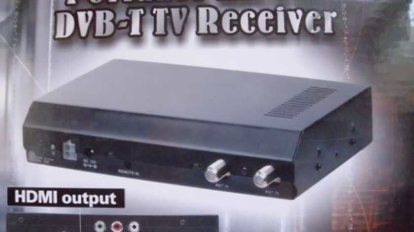 TV TUNER DIGITAL HD PRO TV SPORT RO RECEPTIE IN MERS 599 LEI