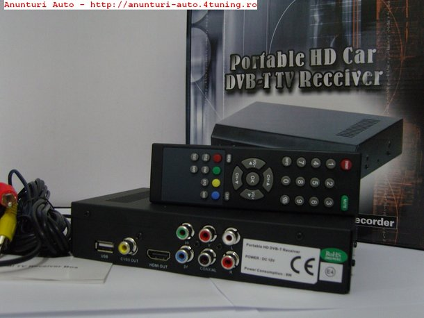 Tv Tuner Digital Hd Pro Tv Sport. Ro Si Tvr Hd Garantat!!!