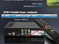 TV TUNER DIGITAL HD RECEPTIE IN MERS GARANTAT PRO TV SPORT RO TVR HD