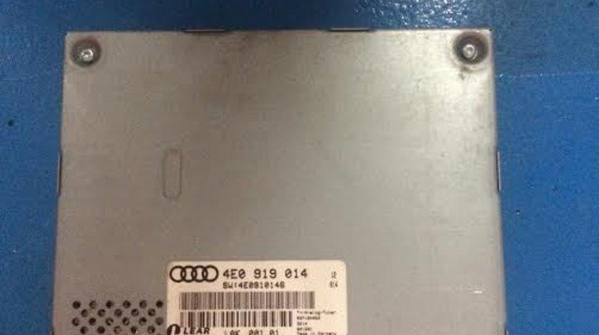 TV Tuner MMI Audi A8 4E D3 an 2003-2010 cod 4E0919014