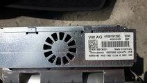 TV Tunner Audi A4 A5 A6 A7 A8 Q7 - A8 MMi 3G 4F091...