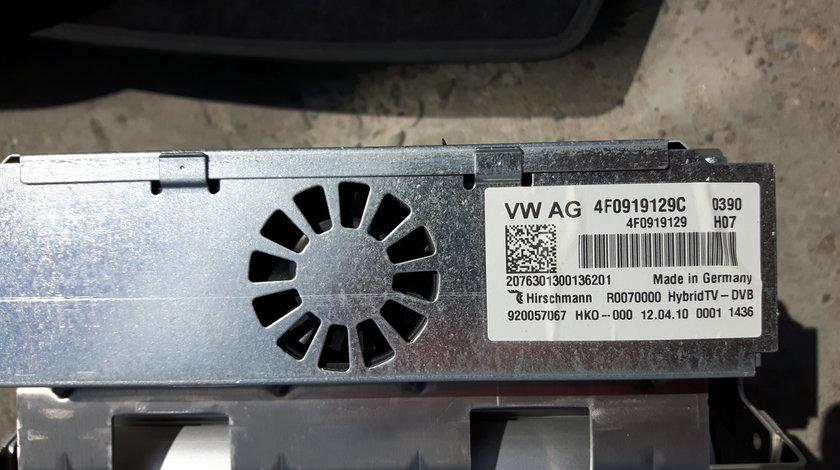 TV Tunner Audi A4 A5 A6 A7 A8 Q7 - A8 MMi 3G 4F0919129C