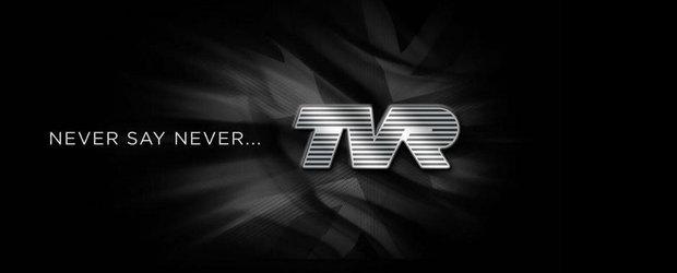 TVR a revenit in Anglia!