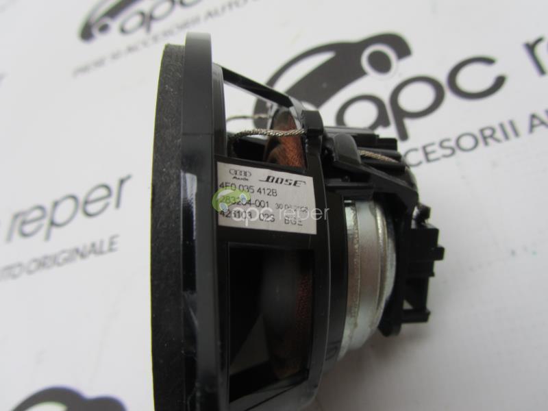 Tweeter central Bose Audi A6 4F, Q7 4L cod 4F0035412B