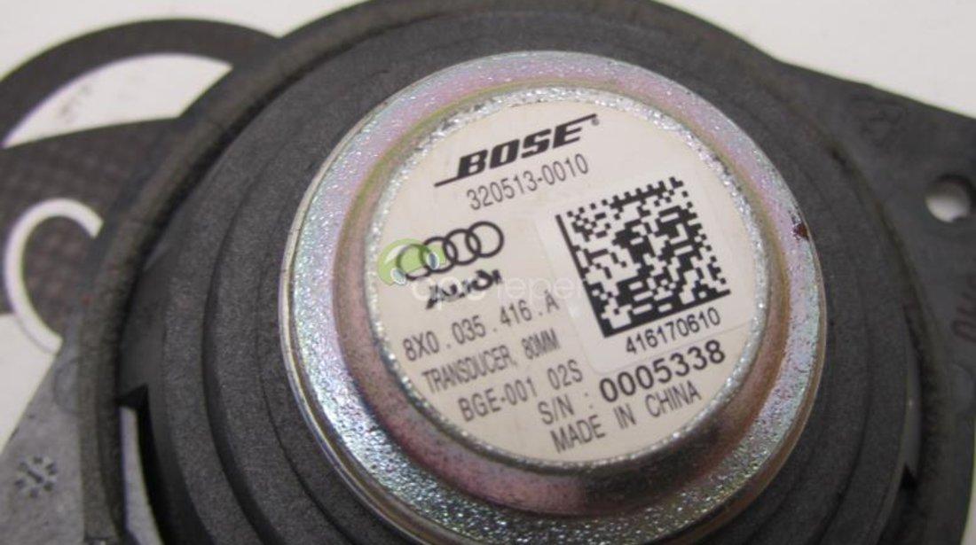 Tweeter Central Bose Original Audi Q3 8U, A1 8X cod 8X0035416A