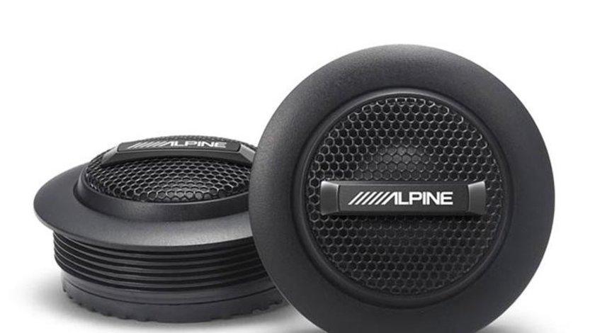 Tweetere Auto Alpine SXE-1006TW 30mm 45 W RMS - Pereche