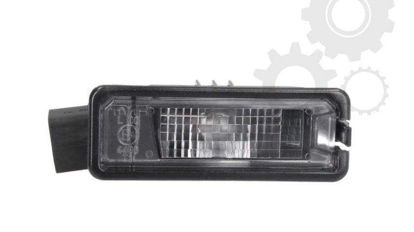 Tyc lampa iluminare numar inmatriculare Seat leon