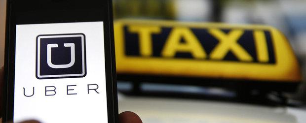 Uber, disponibil si in Cluj-Napoca de luna viitoare