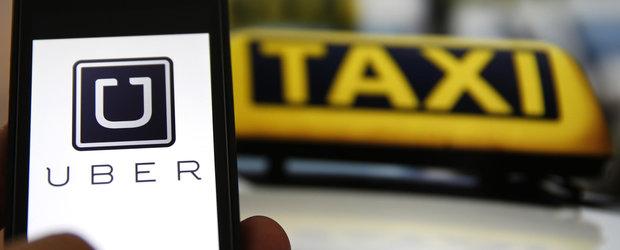 Uber primeste unda verde de la judecatori in Cluj, acolo unde taximetristii au facut scandal