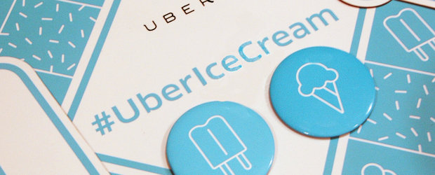 UberIceCream revine in Bucuresti: apesi un buton si primesti inghetata in cateva minute
