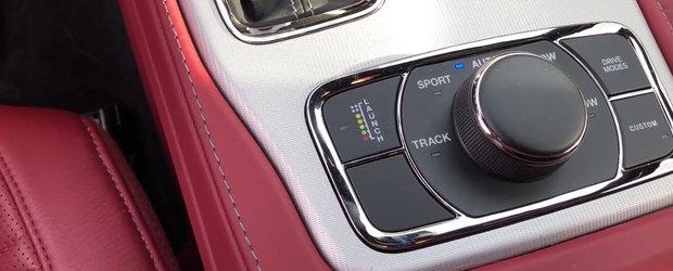 Uita complet de Urus! SUV-ul ASTA are 57 CP in plus si e de doua ori mai ieftin decat modelul italienilor