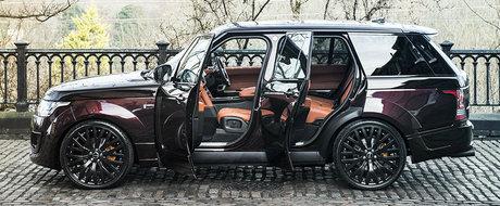 Uita de Audi Q7 sau BMW X5. El e SUV-ul la bordul caruia vrei sa fii vazut.
