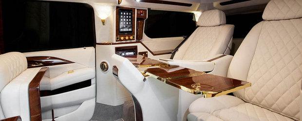 Uita de Bentley Bentayga! ASTA e, de fapt, cel mai luxos SUV al planetei!