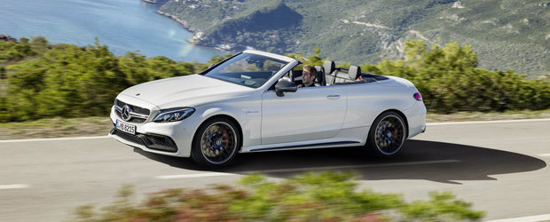 Uita de BMW M4 Cabrio. De la Mercedes vine cea mai puternica si mai rapida decapotabila a segmentului