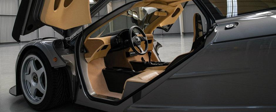 Uita de Bugatti La Voiture Noire! Un McLaren F1 tocmai s-a vandut cu aproape 20 de milioane de dolari