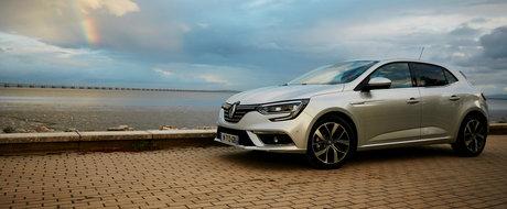 Uita de Golf. Noul Renault Megane ajunge in Romania la un pret care face competitia sa tremure