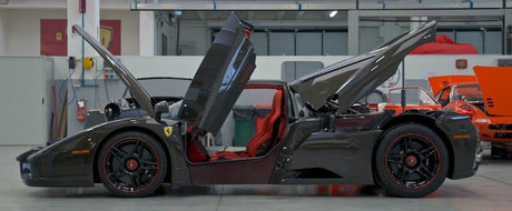 Uite cu cat se mai vinde in ziua de azi un Ferrari Enzo