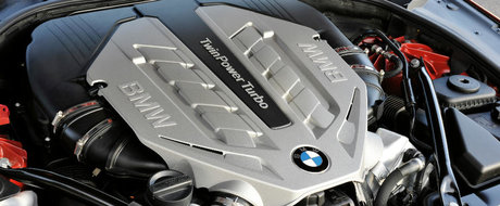 Uite sub capota caror masini va ajunge motorul V8 al celor de la BMW