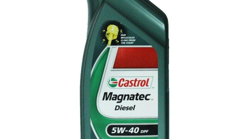 Ulei Castrol Magnatec B4 DPF 5W40 1 litru Diesel pentru pompe duze