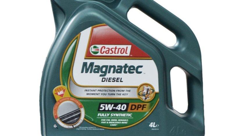 Ulei Castrol Magnatec B4 DPF 5W40 4 litri Diesel ( pompe duze )