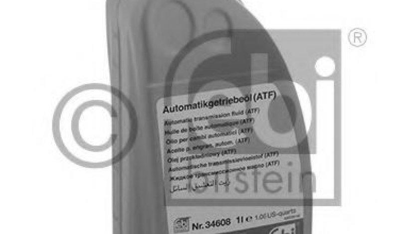 Ulei cutie automata AUDI A4 Cabriolet (8H7, B6, 8HE, B7) (2002 - 2009) FEBI BILSTEIN 34608 piesa NOUA