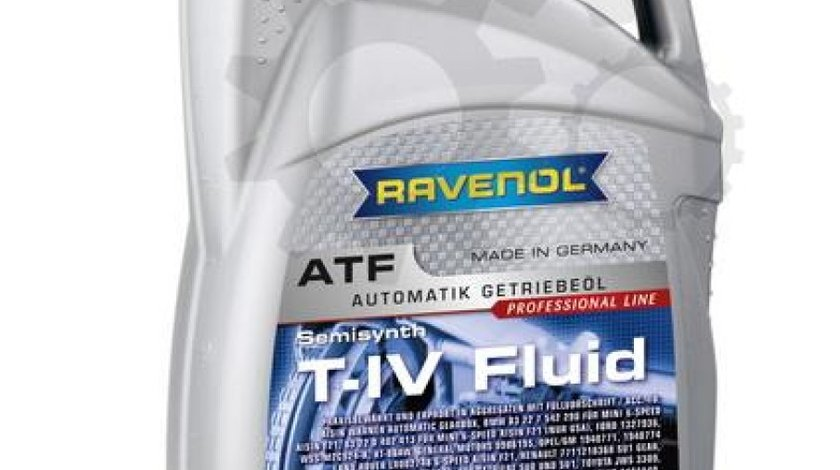 Ulei cutie automata OPEL VECTRA B hatchback 38 Producator RAVENOL 1212102
