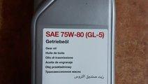 Ulei cutie viteze manuala FEBI 40580 GL-5 75W80 ga...