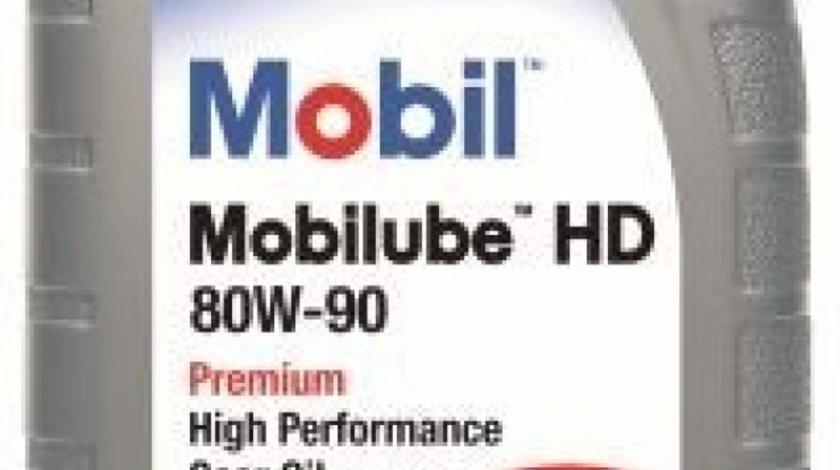 Ulei cutie viteze manuala MOBIL MOBILUBE HD GL5 80W90 1L MOB LUBE HD 1L - produs NOU