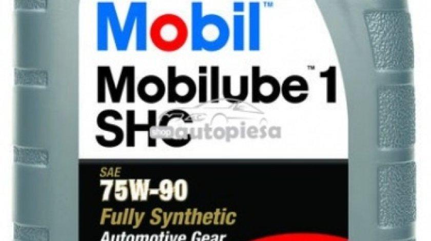 Ulei cutie viteze manuala MOBIL MOBILUBE SHC GL4/GL5 75W90 1L M75W901 piesa NOUA