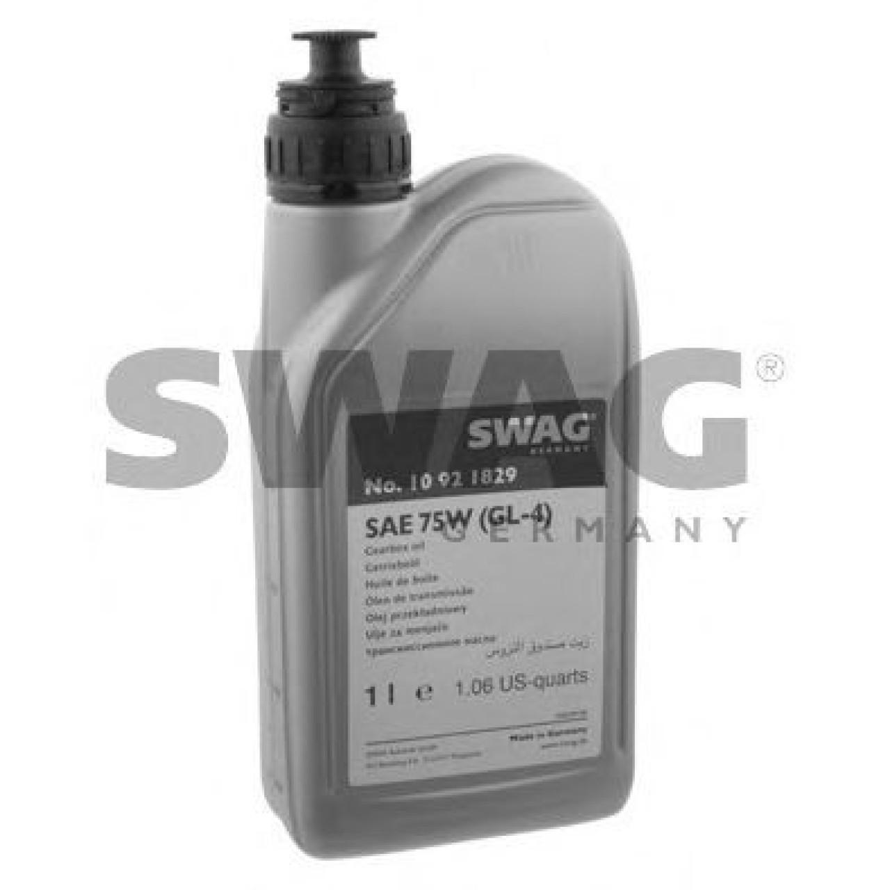 Ulei cutie viteze manuala VW PASSAT CC (357) (2008 - 2012) SWAG 10 92 1829 produs NOU