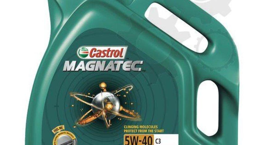 ulei de motor ALFA ROMEO 4C SPIDER 960 Producator ICOLEJ MAGNATEC 5W-40 C3