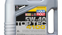 Ulei de motor Liqui Moly Top Tec 4100 5W-40, 4L co...