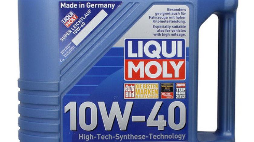 ulei de motor PEUGEOT J5 Autobus 280P Producator LIQUI MOLY SUPER LEICHTL. 10W40