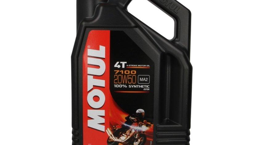 Ulei de motor Producator MOTUL 7100 20W50 4T