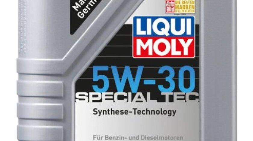 ulei de motor RENAULT CLIO I (B/C57_ 5/357_) Producator LIQUI MOLY LEICHTLAUF SPEC. 5W30