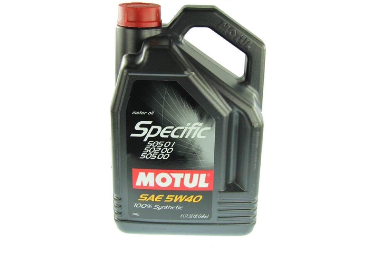 ulei de motor VW POLO 9N Producator MOTUL 59200