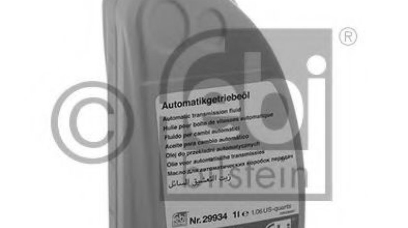 Ulei de transmisie VW GOLF V Variant (1K5) (2007 - 2009) FEBI BILSTEIN 29934 piesa NOUA