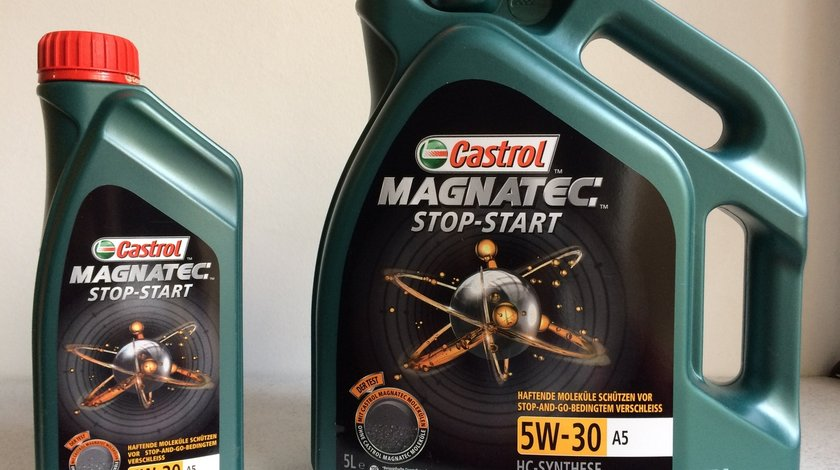 Ulei Ford - Castrol Magnatec Stop-Start 5w30 A5 * Import Germania *