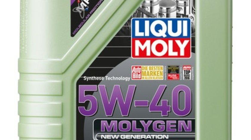 Ulei Liqui Moly 5W40 Molygen New Generation 1 litru