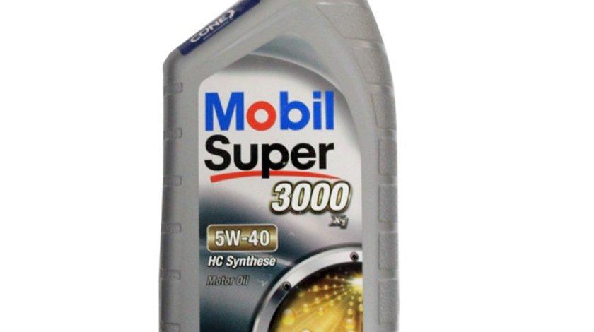 Ulei Mobil 1 Super 3000 X1 5w40 1 litru