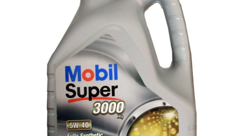Ulei Mobil 1 Super 3000 X1 5w40 4 litri