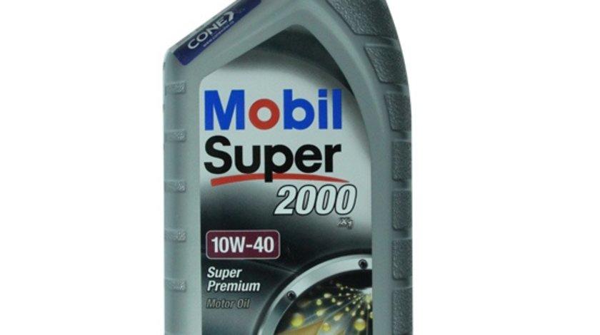 Ulei Mobil Super 2000 X1 10W40 1 litru Benzina